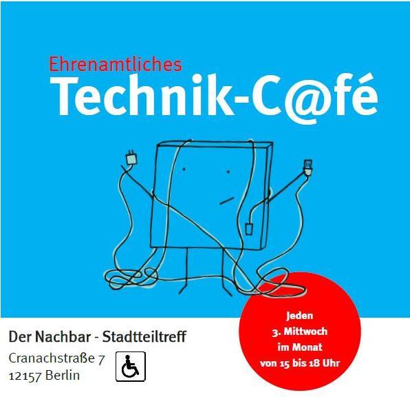 Flyer Technik-C@fé